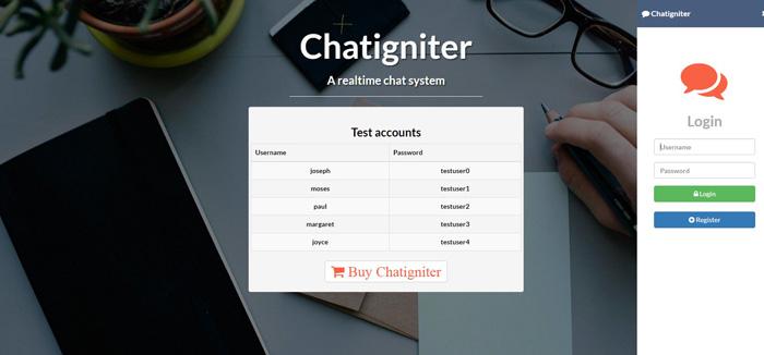 chatigniter
