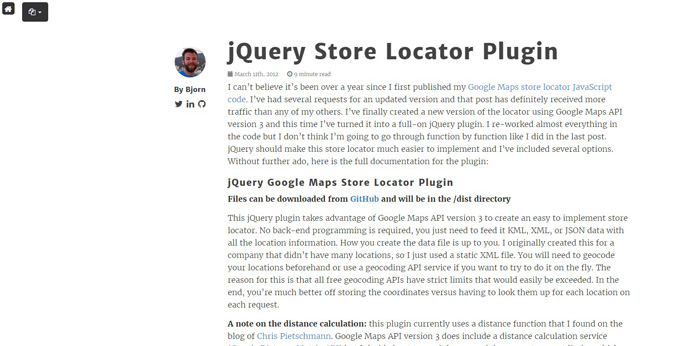 30 Best Jquery Map Plugins For Your Next Project Gojquery