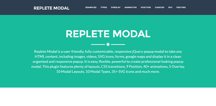 Best JQuery Modal Window Plugins For GojQuery - Us map overlay popup css