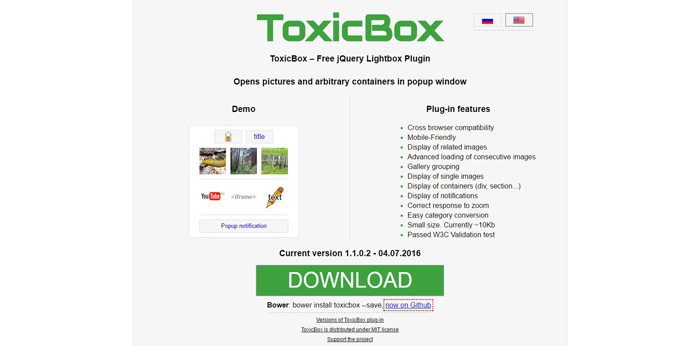 toxicbox