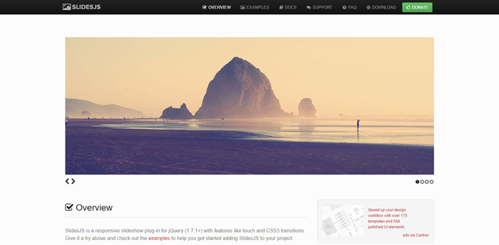 25 Best jQuery Slideshow plugins - GojQuery