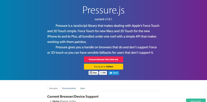 10 Best JavaScript Touch Gesture Libraries - GojQuery