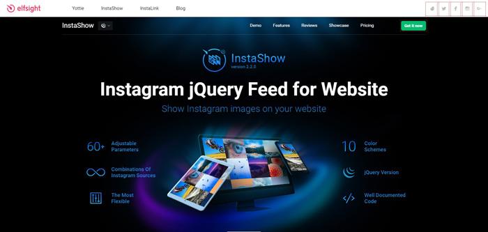 instagram-jquery-feed