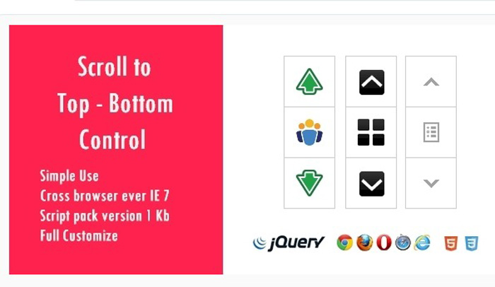 scroll-to-top-bottom-control