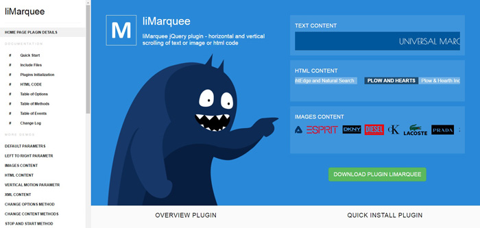 limarquee-jquery-plugin
