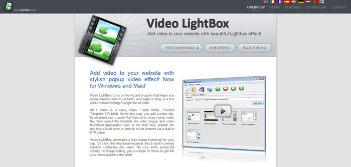 video-lightbox