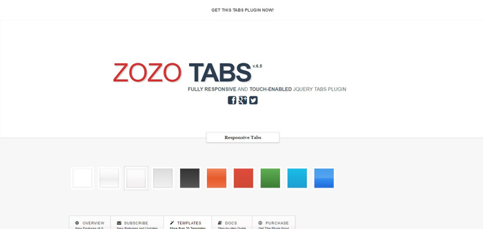 zozo-tabs