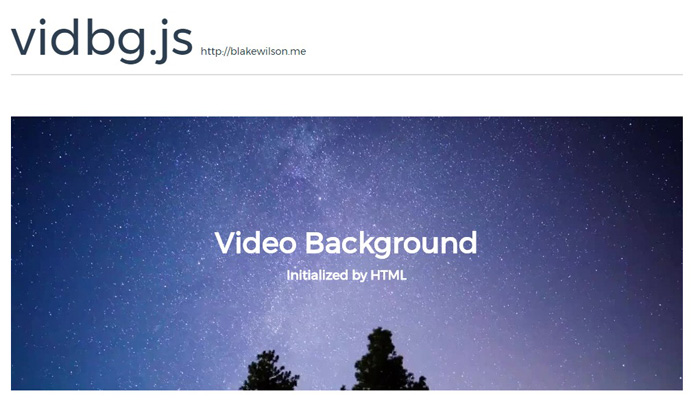 Best jQuery Video Plugins for Streaming Your Videos - GojQuery